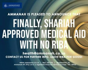 Shariah appr Medical Aid